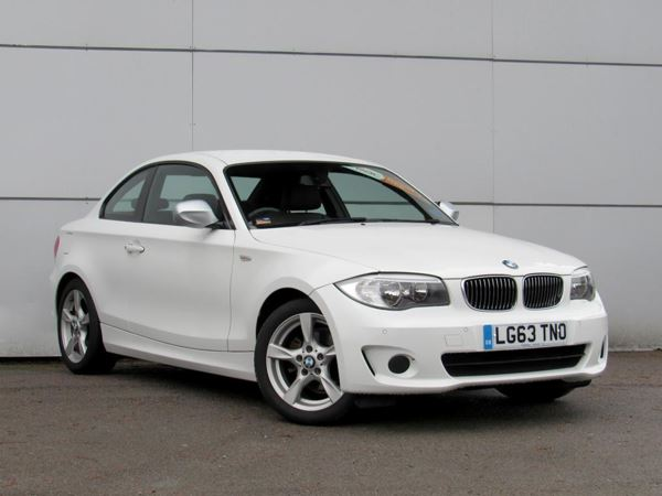 (2013) BMW 1 Series 118d Exclusive Edition 2dr £1540 Of Extras - Luxurious Leather - Bluetooth Connection - £30 Tax
