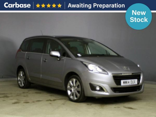 (2014) Peugeot 5008 1.6 HDi Allure 5dr - MPV 5 Seats £1575 Of Extras - Panoramic Roof - Satellite Navigation - Bluetooth Connection - Parking Sensors