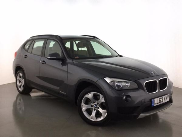 (2014) BMW X1 sDrive 20d SE 5dr Step Auto £2360 Of Extras - Luxurious Leather - Bluetooth Connection - Parking Sensors