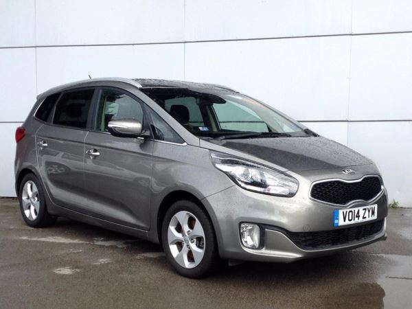 (2014) Kia Carens 1.7 CRDi 2 5dr - MPV 7 SEATS Bluetooth Connection - USB Connection - Rain Sensor - Cruise Control