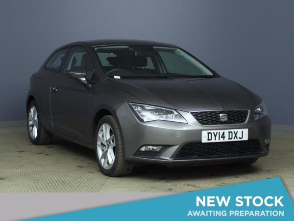 (2014) SEAT Leon 1.2 TSI SE 3dr [Technology Pack] £1075 Of Extras - Satellite Navigation - Bluetooth Connection - £30 Tax