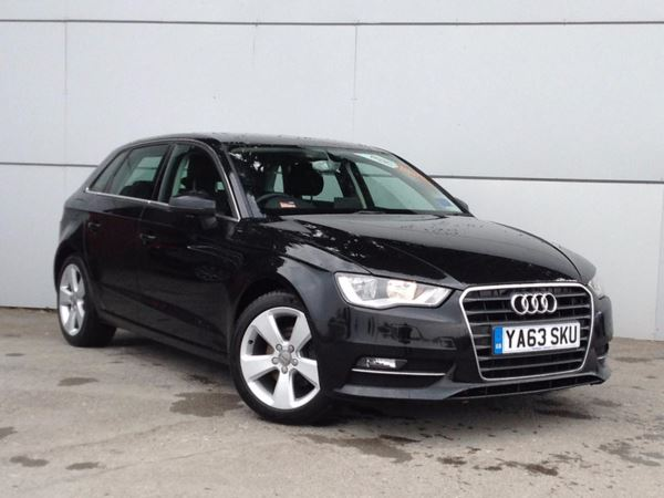 (2014) Audi A3 2.0 TDI Sport 5dr £1345 Of Extras - Satellite Navigation - Bluetooth Connection - £20 Tax