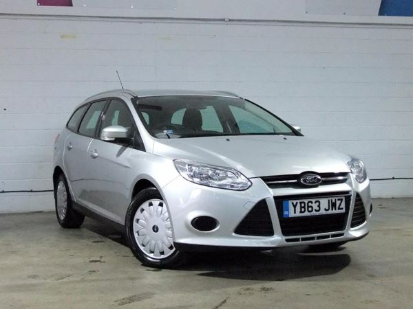 (2014) Ford Focus 1.6 TDCi Edge ECOnetic 5dr [88g/km] Zero Tax - Cruise Control - Air Conditioning - 1 Owner
