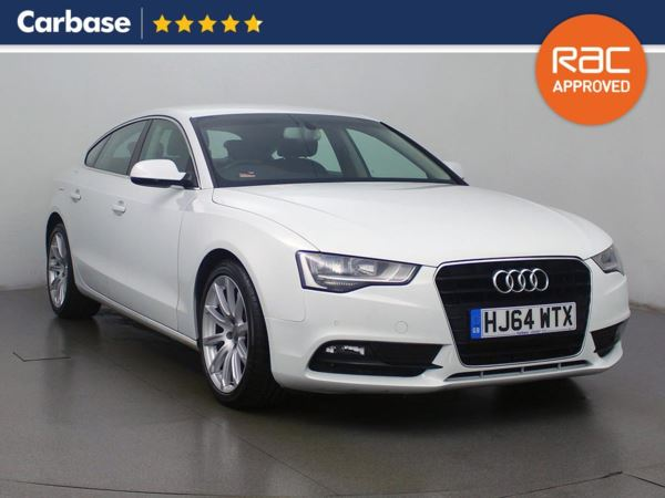(2014) Audi A5 2.0 TDIe 136 SE Technik 5dr £1310 Of Extras - Satellite Navigation - Luxurious Leather - Bluetooth Connection