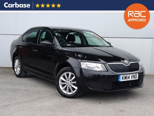 (2014) Skoda Octavia 1.6 TDI CR S 5dr Bluetooth Connection - Zero Tax - DAB Radio - Aux MP3 Input - USB Connection