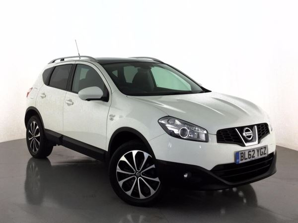 (2013) Nissan Qashqai 1.6 [117] N-Tec+ 5dr - SUV 5 Seats Panoramic Roof - Satellite Navigation - Bluetooth Connection - Aux MP3 Input