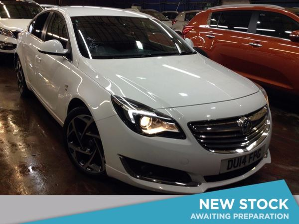 (2014) Vauxhall Insignia 2.0 CDTi [140] ecoFLEX SRi Vx-line 5dr [S/S] £1115 Of Extras - Satellite Navigation - Bluetooth Connection - Zero Tax
