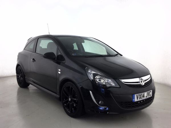 (2014) Vauxhall Corsa 1.2 Limited Edition 3dr Aux MP3 Input - Cruise Control - Air Conditioning - 1 Owner - Alloys