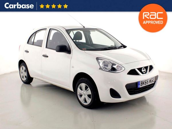 (2016) Nissan Micra 1.2 Visia 5dr Bluetooth Connection - Aux MP3 Input - USB Connection - 1 Owner
