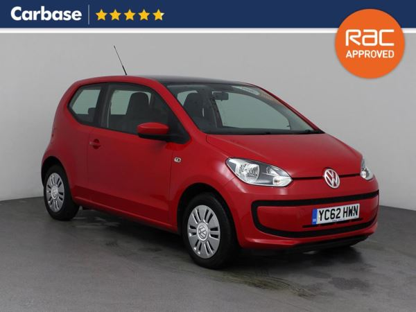 (2012) Volkswagen UP 1.0 Move Up 3dr £650 Of Extras - Panoramic Roof - Aux MP3 Input - Air Conditioning