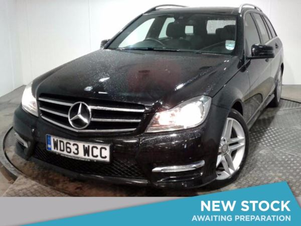 (2014) Mercedes-Benz C Class C250 CDI AMG Sport Edition 5dr Auto [Premium Plus] £2855 Of Extras - Panoramic Roof - Luxurious Leather - Bluetooth Connection