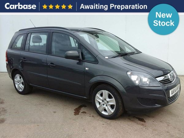 (2014) Vauxhall Zafira 1.8i [120] Exclusiv 5dr - MPV 7 Seats Aux MP3 Input - Air Conditioning