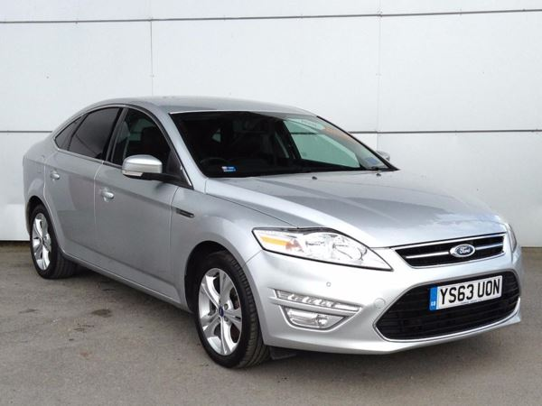 (2014) Ford Mondeo 2.0 TDCi 163 Titanium X Business Ed 5dr Powershift £1020 Of Extras - Satellite Navigation - Luxurious Leather - Bluetooth