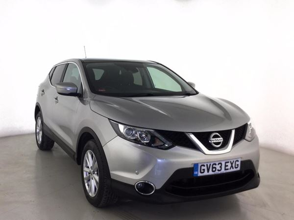(2014) Nissan Qashqai 1.6 dCi N-Tec+ 5dr [Start Stop] Panoramic Roof - Satellite Navigation - Bluetooth Connection - Zero Tax