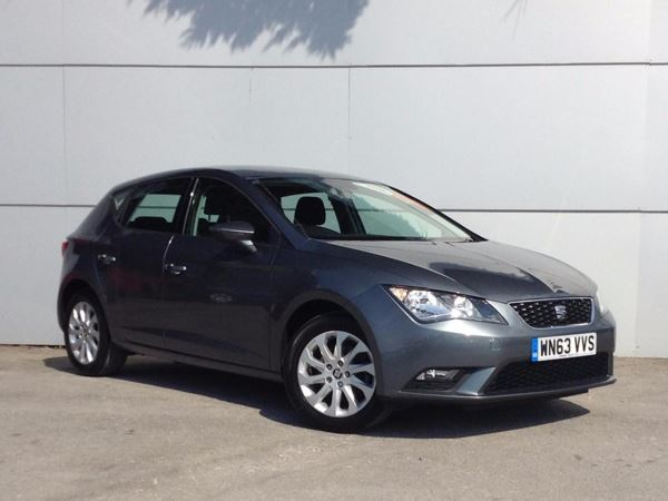(2013) SEAT Leon 1.6 TDI SE 5dr Bluetooth Connection - Zero Tax - Aux MP3 Input - USB Connection - Cruise Control