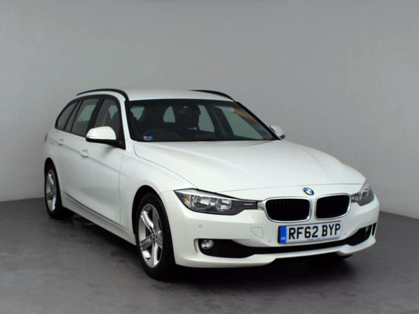 (2013) BMW 3 Series 320d SE 5dr £745 Of Extras - Bluetooth Connection - Parking Sensors - DAB Radio