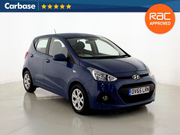 (2015) Hyundai i10 1.0 Blue Drive SE 5dr Aux MP3 Input - 1 Owner - Air Conditioning - Climate Control - Electric Windows