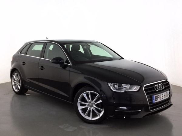 (2014) Audi A3 2.0 TDI Sport 5dr £2270 Of Extras - Satellite Navigation - Bluetooth Connection - £20 Tax