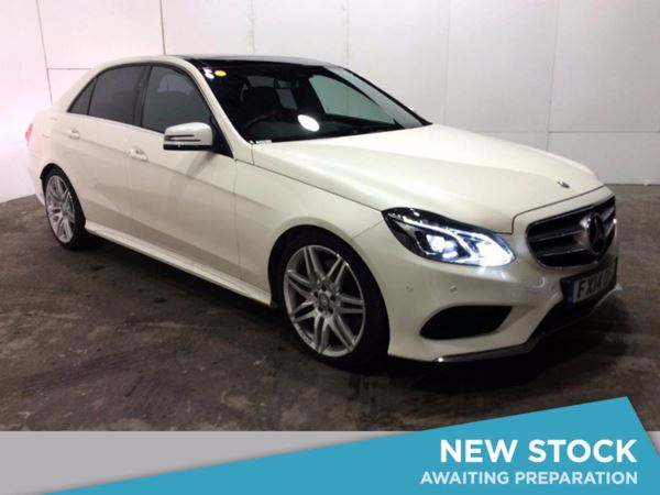 (2014) Mercedes-Benz E Class E350 BlueTEC AMG Sport 4dr 7G-Tronic With Paddle Shift £9165 Of Extras - Panoramic Roof - Satellite Navigation - Luxurious Leather