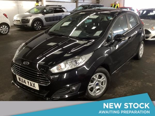 (2014) Ford Fiesta 1.6 TDCi Zetec ECOnetic 5dr £1495 Of Extras - Satellite Navigation - Bluetooth Connection - Zero Tax