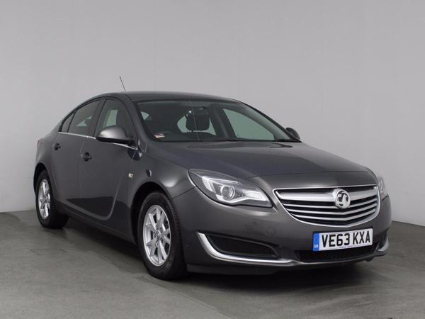 (2013) Vauxhall Insignia 2.0 CDTi [140] ecoFLEX Design 5dr [Start Stop] Bluetooth Connection - Zero Tax - DAB Radio - Aux MP3 Input - USB Connection