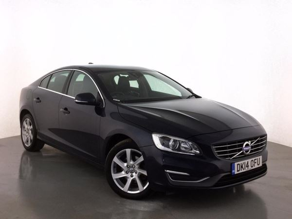 (2014) Volvo S60 D4 [181] SE Lux 4dr £1300 Of Extras - Bluetooth Connection - Zero Tax - Parking Sensors - DAB Radio