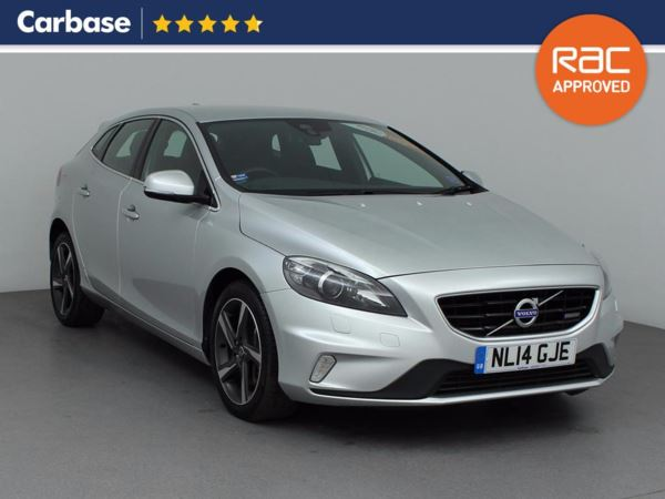 (2014) Volvo V40 D3 R DESIGN Lux 5dr £725 Of Extras - Luxurious Leather - Bluetooth Connection - £30 Tax