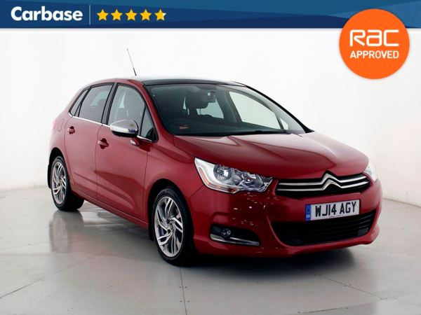 (2014) Citroen C4 1.6 e-HDi [115] Selection 5dr £730 Of Extras - Panoramic Roof - Bluetooth Connection - Parking Sensors - DAB Radio - Aux MP3 Input