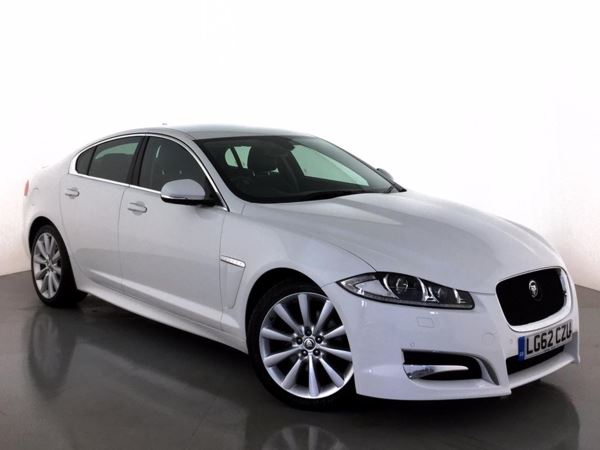 (2013) Jaguar XF 2.2d [200] Sport 4dr Auto £2935 Of Extras - Satellite Navigation - Bluetooth Connection - Parking Sensors