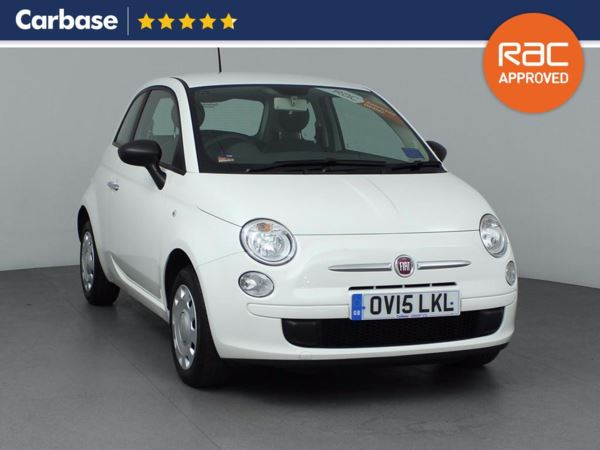 (2015) Fiat 500 1.2 Pop 3dr [Start Stop] £30 Tax - USB Connection - 1 Owner