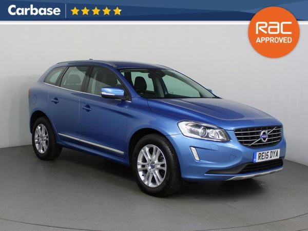 (2015) Volvo XC60 D4 [190] SE Lux Nav 5dr Geartronic - SUV 5 Seats £2175 Of Extras - Satellite Navigation - Luxurious Leather - Bluetooth Connection - Parking Sensors
