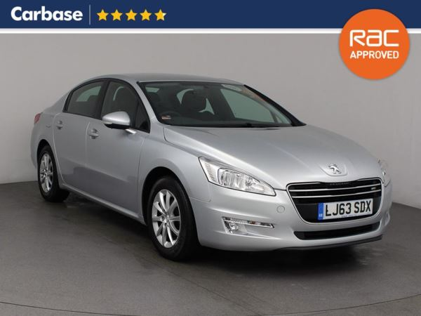 (2013) Peugeot 508 1.6 e-HDi 115 Access 4dr EGC Bluetooth Connection - Aux MP3 Input - USB Connection - 6 Speed