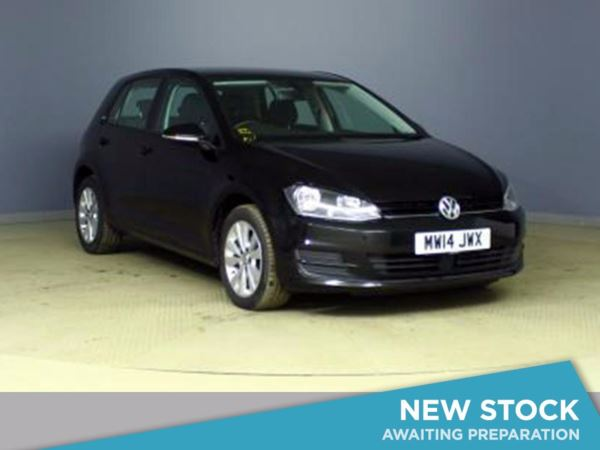 (2014) Volkswagen Golf 1.6 TDI 105 SE 5dr Bluetooth Connection - Zero Tax - DAB Radio - Rain Sensor - 1 Owner