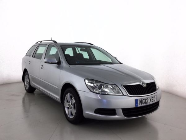 (2012) Skoda Octavia 1.6 TDI CR SE 5dr £690 Of Extras - £30 Tax - Cruise Control - Air Conditioning - 1 Owner