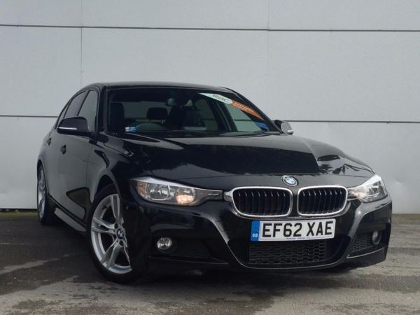 (2013) BMW 3 Series 330d M Sport 4dr Step Auto £2085 Of Extras - Satellite Navigation - Luxurious Leather - Bluetooth Connectivity