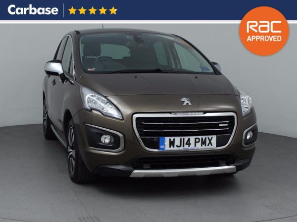 (2014) Peugeot 3008 2.0 e-HDi Hybrid4 Allure 5dr EGC - SUV 5 Seats £770 Of Extras - Panoramic Roof - Satellite Navigation - Bluetooth Connection