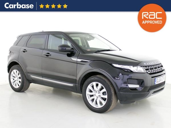 (2014) Land Rover Range Rover Evoque 2.2 SD4 Pure 5dr Auto [Tech Pack] - SUV 5 Seats £650 Of Extras - Satellite Navigation - Luxurious Leather - Bluetooth Connection - Parking Sensors