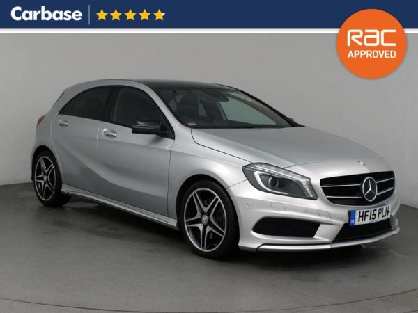 (2015) Mercedes-Benz A Class A200 CDI Sport 5dr Auto Panoramic Roof - Satellite Navigation - Luxurious Leather - Bluetooth Connection