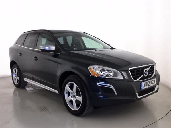 (2012) Volvo XC60 D5 [215] R DESIGN 5dr AWD Geartronic - SUV 5 SEATS £5100 Of Extras - Satellite Navigation - Luxurious Leather - Bluetooth