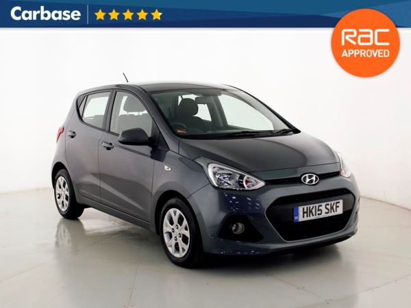 (2015) Hyundai i10 1.0 SE 5dr Aux MP3 Input - 1 Owner - Air Conditioning