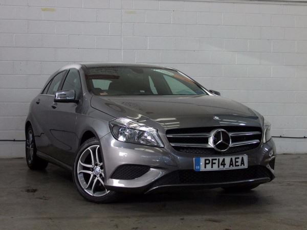 (2014) Mercedes-Benz A Class A200 [2.1] CDI Sport 5dr £1470 Of Extras - Panoramic Roof - Bluetooth Connection - £30 Tax - Rain Sensor