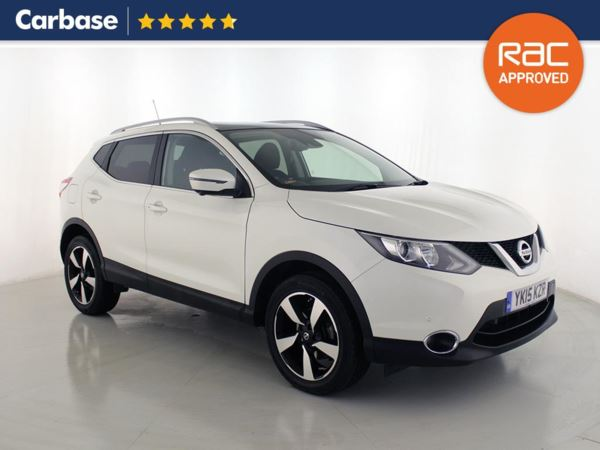 (2015) Nissan Qashqai 1.2 DiG-T N-Tec+ 5dr - SUV 5 Seats Satellite Navigation - Bluetooth Connection - Cruise Control - 1 Owner