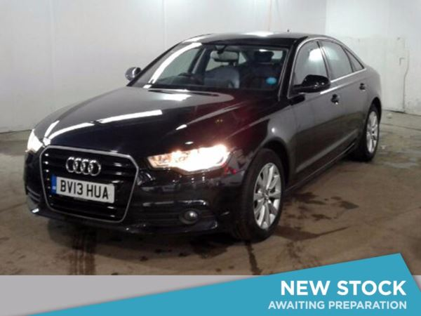 (2013) Audi A6 2.0 TDI SE 4dr £3155 Of Extras - Satellite Navigation - Luxurious Leather - Bluetooth