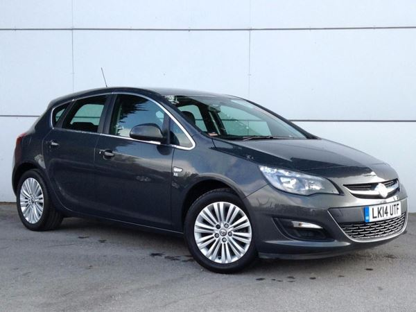 (2014) Vauxhall Astra 1.7 CDTi 16V ecoFLEX Excite Bluetooth Connection - £30 Tax - Aux MP3 Input - USB Connection - Cruise