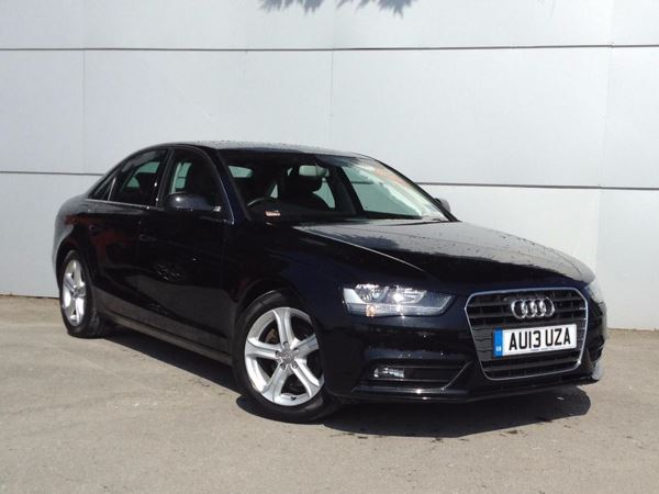 (2013) Audi A4 2.0 TDIe SE Technik 4dr Satellite Navigation - Luxurious Leather - Bluetooth Connection - £30 Tax
