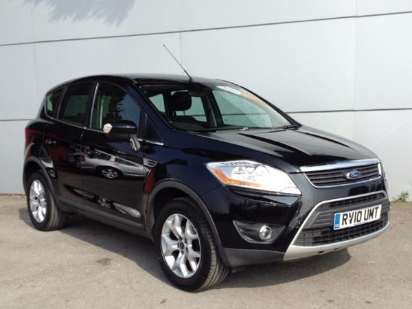 (2010) Ford Kuga 2.0 TDCi Zetec 5dr 2WD Aux MP3 Input - 6 Speed - Air Conditioning - Alloys