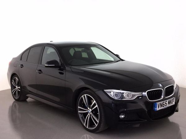 (2015) BMW 3 Series 320d M Sport 4dr Step Auto £5515 Of Extras - Satellite Navigation - Luxurious Leather - Bluetooth Connection