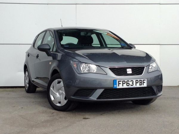 (2013) SEAT Ibiza 1.2 TDI CR S 5dr [AC] £20 Tax - Aux MP3 Input - Air Conditioning - 1 Owner