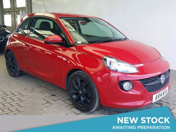 (2014) Vauxhall Adam 1.2i Jam 3dr £1500 Of Extras - Bluetooth Connection - DAB Radio - Aux MP3 Input