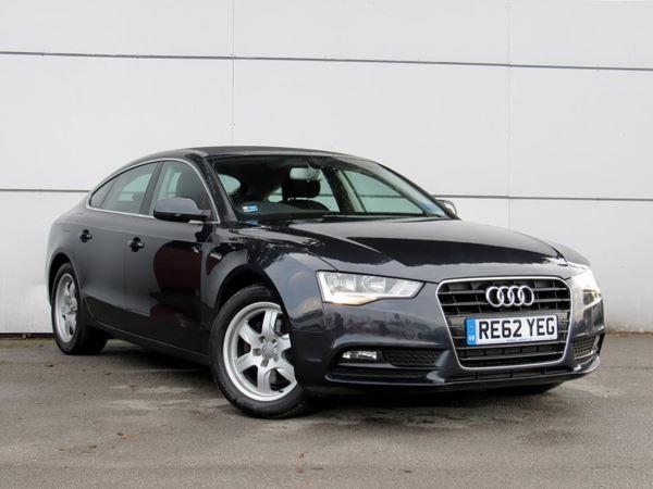 (2012) Audi A5 2.0 TDIe 136 1 Owner - Cruise Control - DAB Digital Radio - Auxiliary Input